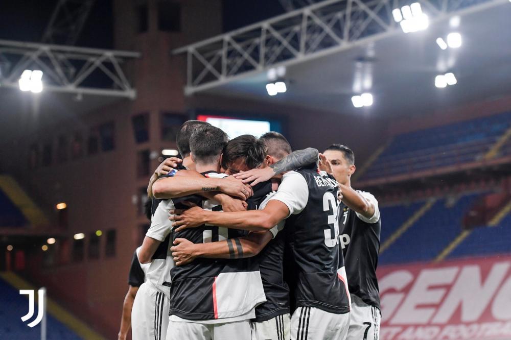 Foto: Reprodução/Twitter/JuventusFC