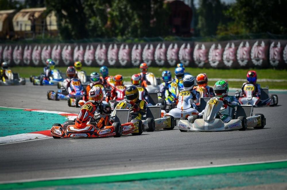 Kart: Rafael Câmara vence no WSK em Adria e chega confiante para finais