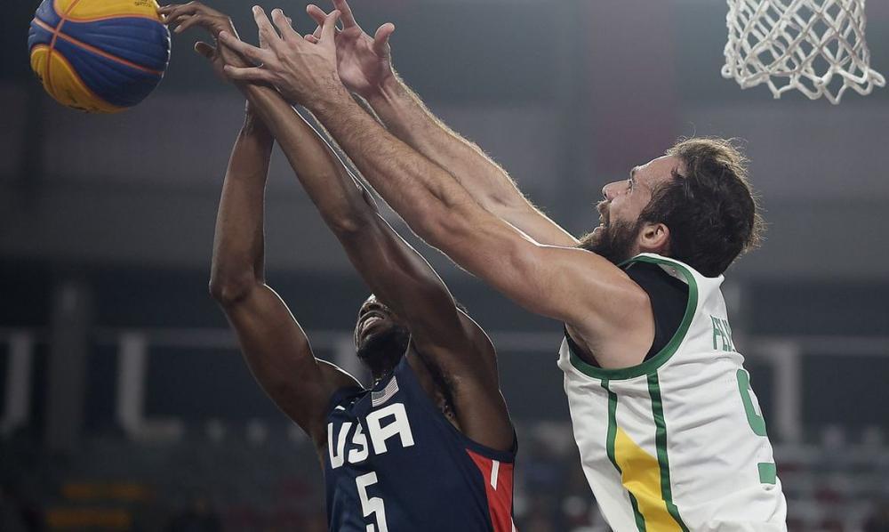 """Douglas Lorite, do basquete 3x3: """"Queremos chegar bem preparados"""""""