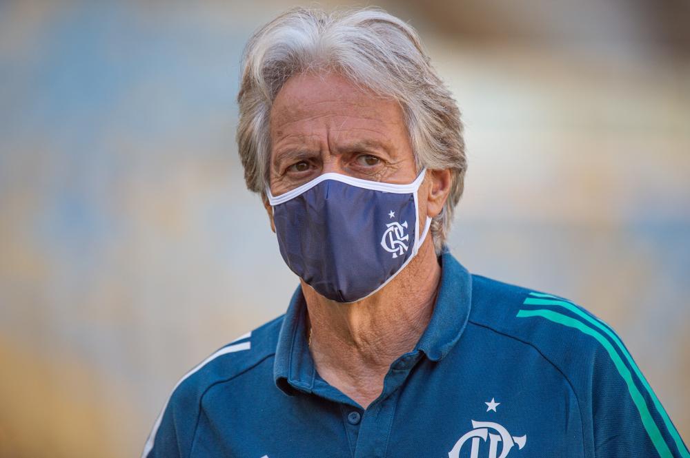 Benfica manda representante ao Brasil para negociar com Jorge Jesus