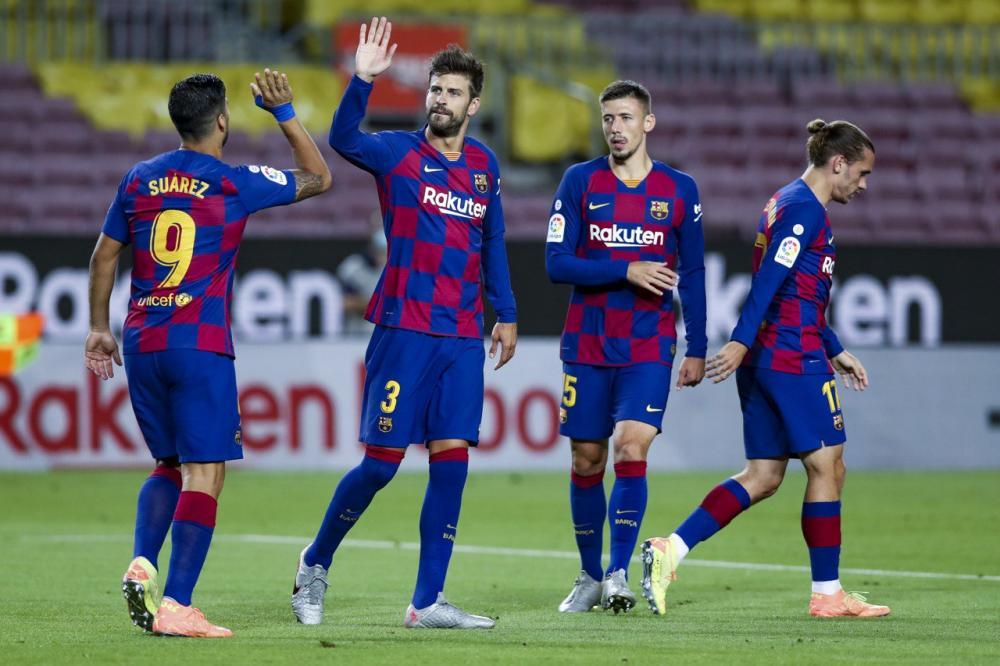 Barcelona confirma favoritismo do dérbi catalão e rebaixa Espanyol após 26 anos
