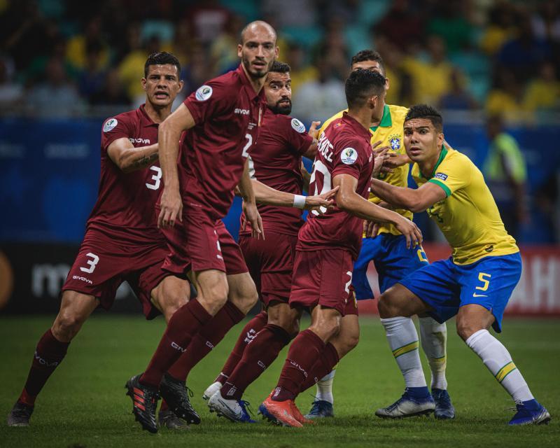 Brasil 0 x 0 Venezuela Melhores Momentos Copa América 2019