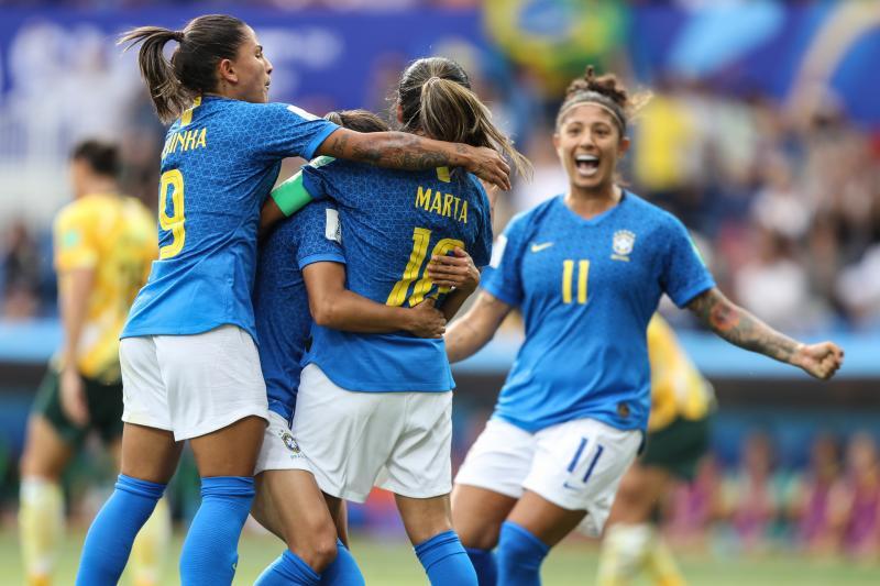 Austrália 3 x 2 Brasil Melhores Momentos 13/06/2019