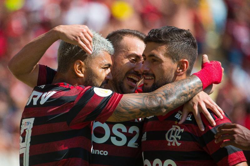 Flamengo 6 x 1 Goiás: veja gols e melhores momentos do jogo