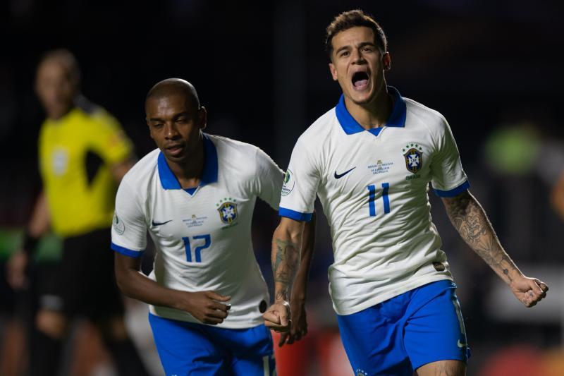 Brasil 3 x 0 Bolívia Melhores Momentos da Copa América 2019