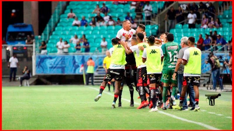 Bahia 0 X 2 Vitória. Melhores momentos. (08/02/2020)