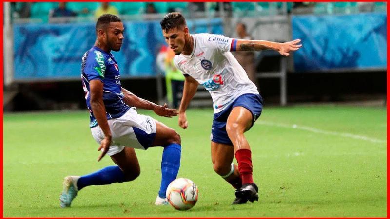 Melhores momentos de Bahia 0 x 0 Doce Mel (BA) pelo Campeonato Baiano 07/03/2020