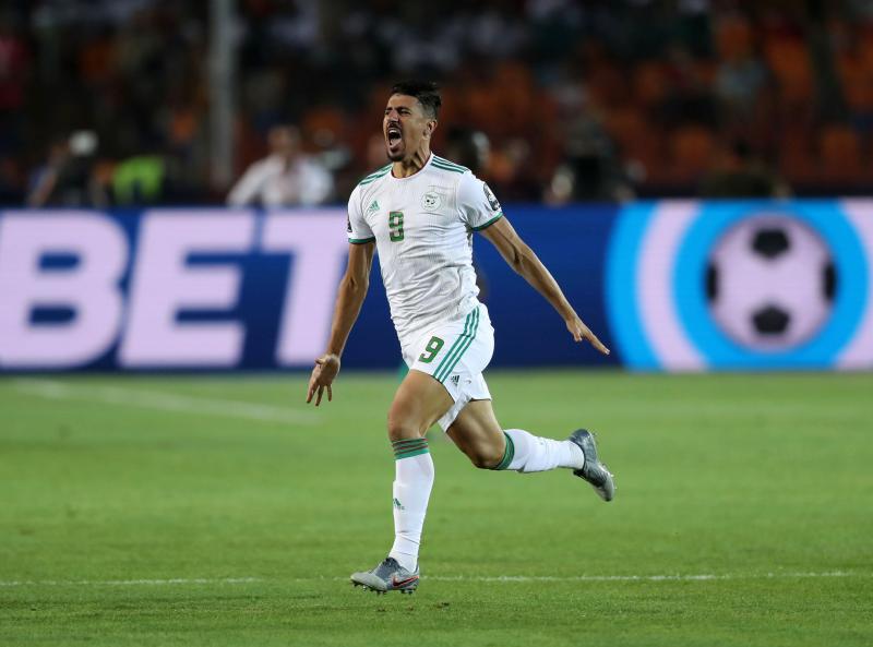 Argélia campeã! Veja o gol da vitória contra Senegal