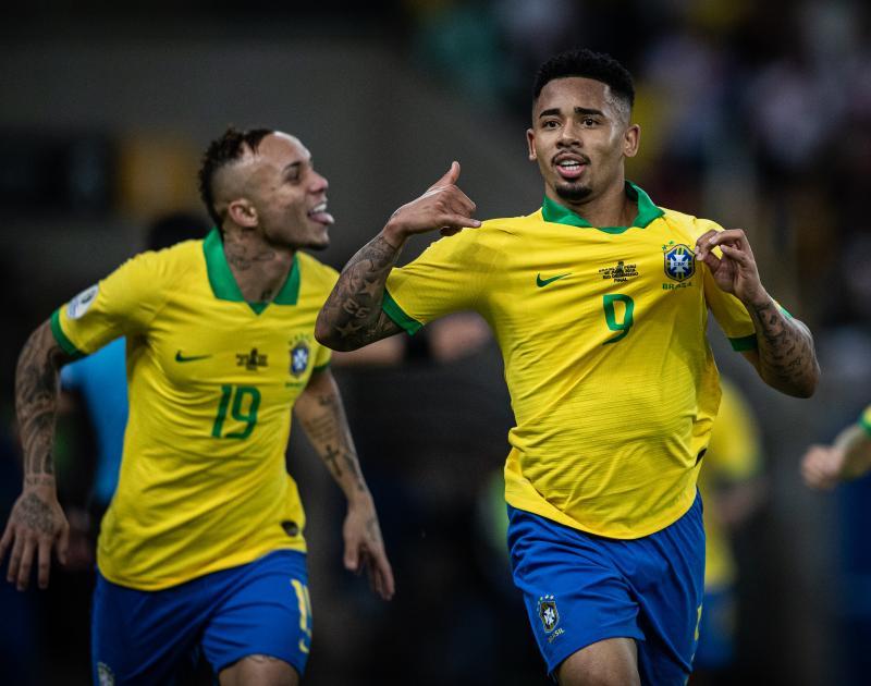 É CAMPEÃO ! Brasil 3 x 1 Peru - Melhores Momentos