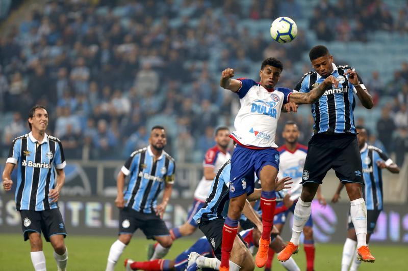 Gols e melhores momentos de Grêmio 1 x 1 Bahia